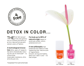 Eco-friendly Nail Polish by KURE Bazaar